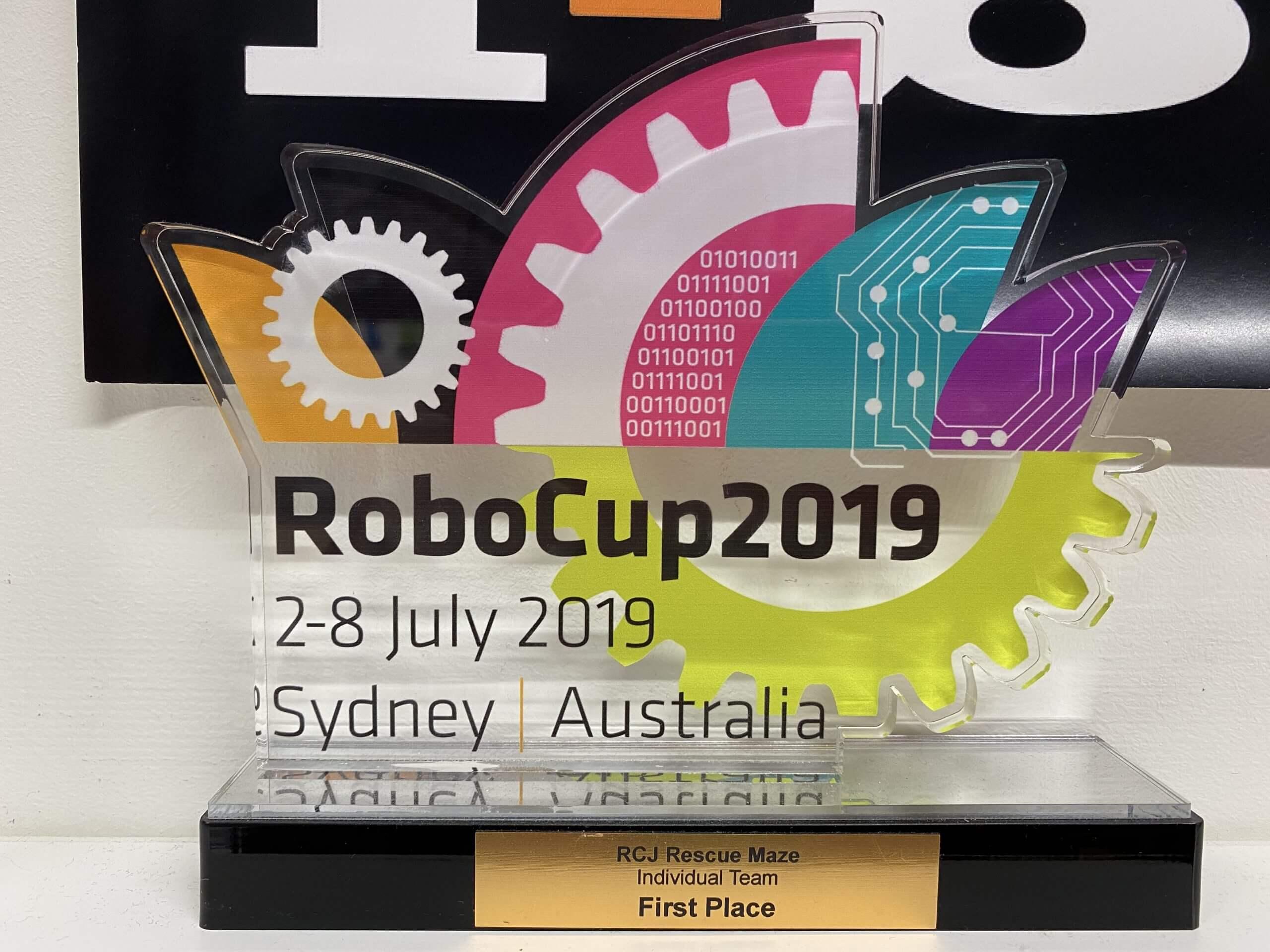 Team des Roberta RegioZentrums wird Weltmeister